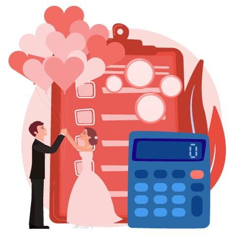a couple considering to borrow best wedding loans from top licensed moneylenders in singapore