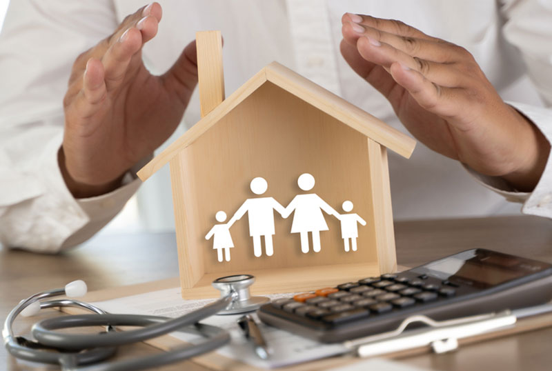 a doctor protects a family with best medical loan from top moneylenders in singapore